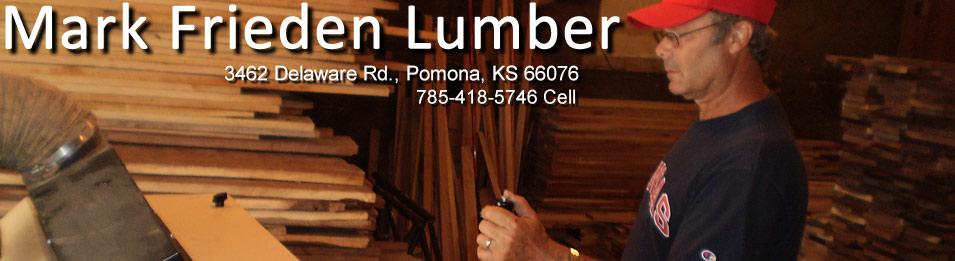 Exotic Wood Supplier Mark Frieden Lumber Topeka Wichita
